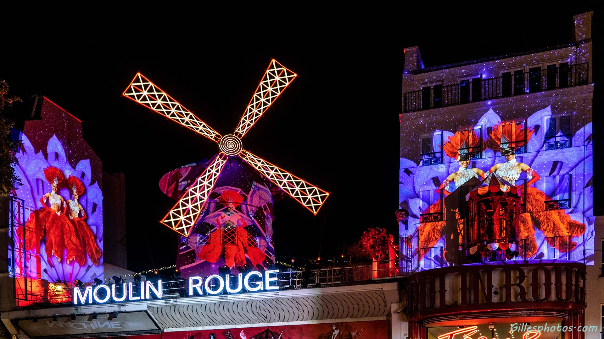 Photosle Moulin Rouge